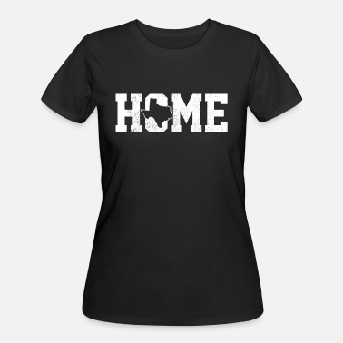 Texas Home Texas Pride - HOME - Women's 50/50 T-Shirt