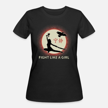 Fight Serenity - Serenity - fight like a girl - Women's 50/50 T-Shirt