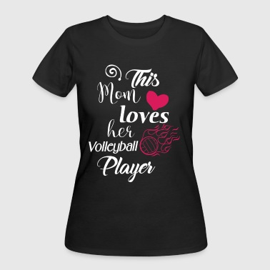 Volleyball Lover - Women's 50/50 T-Shirt