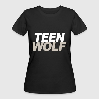 New TEEN WOLF Movie TV Series - Women's 50/50 T-Shirt