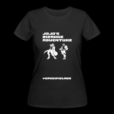 Jo Jo is bizarre adventure music - Women's 50/50 T-Shirt