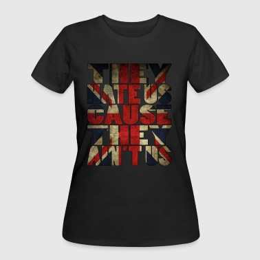 United Kingdom - Women's 50/50 T-Shirt