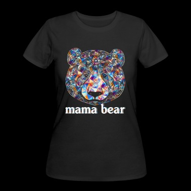 Bear Tee Shirt - Women's 50/50 T-Shirt