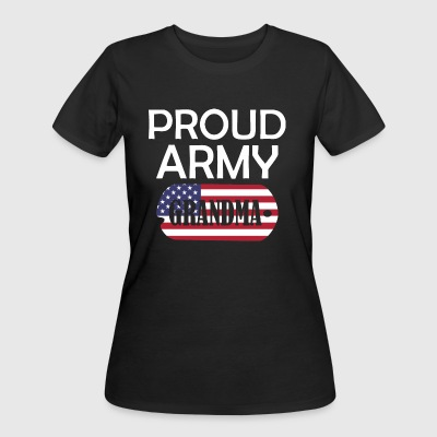 Proud Army Grandma - Women's 50/50 T-Shirt