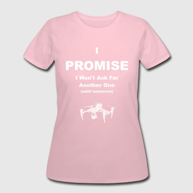 UAV/FPV Shirt - The Promise - Women's 50/50 T-Shirt