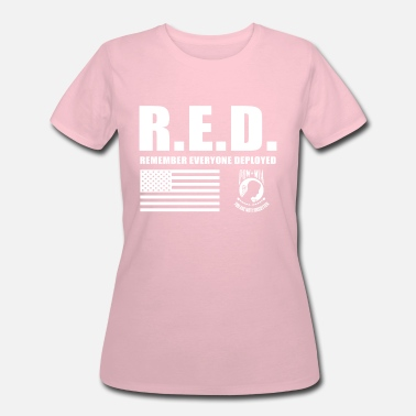 Red Friday Red Friday Wear Red On Friday - Women's 50/50 T-Shirt