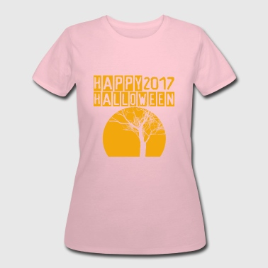 2017 Funny Funny Halloween 2017 - Women's 50/50 T-Shirt