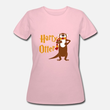 Harry Otter Harry Otter Tee Shirt - Women's 50/50 T-Shirt