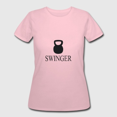 Swinger Funny Swinger - Women's 50/50 T-Shirt