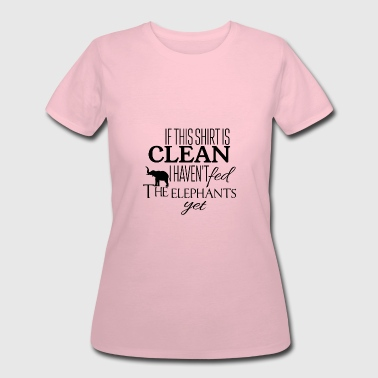 Elephant Lovers Elephants lover - Women's 50/50 T-Shirt