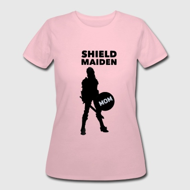 Shield Maiden Mom - Women's 50/50 T-Shirt