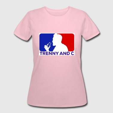 Trenny and C Sport - Women's 50/50 T-Shirt