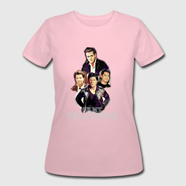 Oh My Bollywood Stars - Women's 50/50 T-Shirt