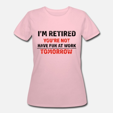 Retired Designs Funny Retired designs - Women's 50/50 T-Shirt