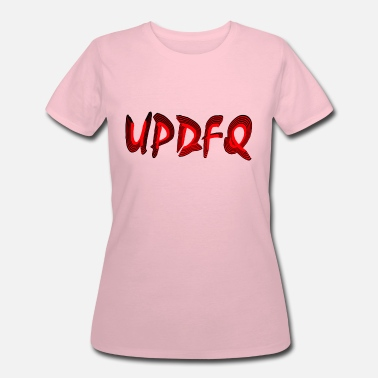 Dimensional THREE-DIMENSIONAL LOGO UPDFQ - Women's 50/50 T-Shirt