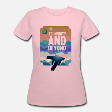 Buzz To Infinity And Beyond - Women's 50/50 T-Shirt