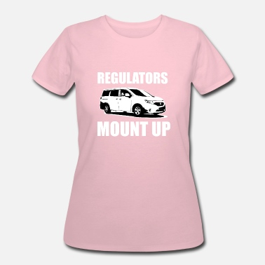 Regulation REGULATOR - Women's 50/50 T-Shirt