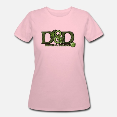 Deity Deities And Demons - Women's 50/50 T-Shirt