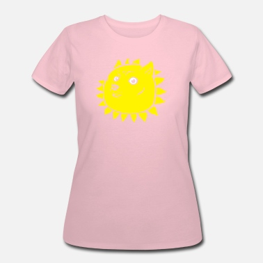 Shine Jokes shining dog - Women's 50/50 T-Shirt