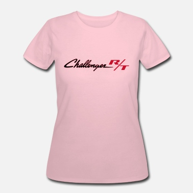 Dodge Challenger Rt DODGE CHALLENGER RT - Women's 50/50 T-Shirt