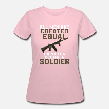 Natural Selection Soldier - Women's 50/50 T-Shirt