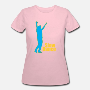 Slow Dance Slow Dance Style - Women's 50/50 T-Shirt