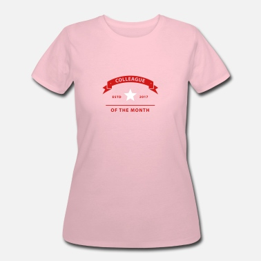 Colleague Colleague of the month - Women's 50/50 T-Shirt