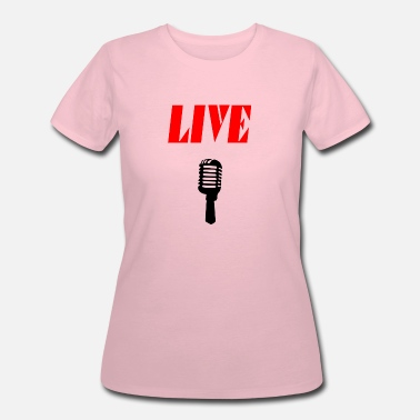 Live Sound live - Women's 50/50 T-Shirt