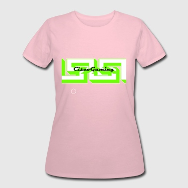 Youtube channel Cisco Gaming - Women's 50/50 T-Shirt