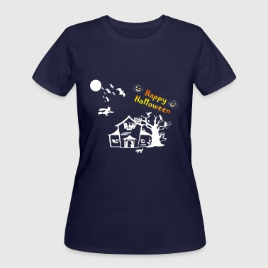 Happy Halloween - Women's 50/50 T-Shirt