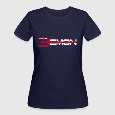 DODGE DEMON - Women's 50/50 T-Shirt
