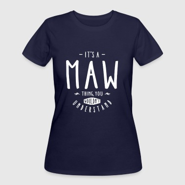 Maw Thing - Women's 50/50 T-Shirt