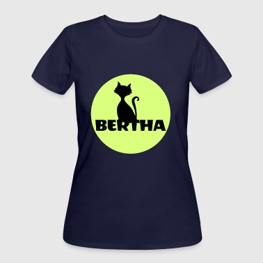 First Name Initial Bertha name first name - Women's 50/50 T-Shirt