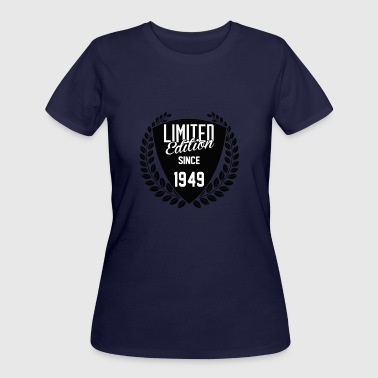 1949 Limited Edition Limited Edition Since 1949 - Women's 50/50 T-Shirt