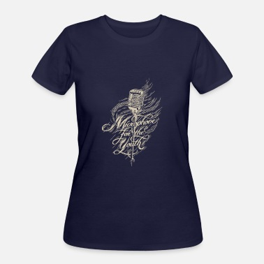 Microphone Jokes Microphone for the youth - Women's 50/50 T-Shirt