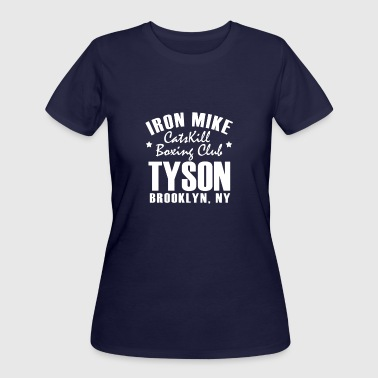 Mike Iron Iron Mike Tyson Catskill Boxing Club - Women's 50/50 T-Shirt
