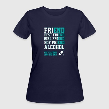 Friends Logo friend - Women's 50/50 T-Shirt