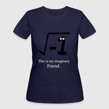 Imaginary Friend - Women's 50/50 T-Shirt
