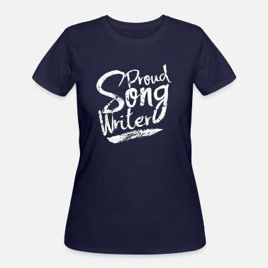 Song Writer Songwriting Compose Song Writer Writing Songwriter - Women's 50/50 T-Shirt