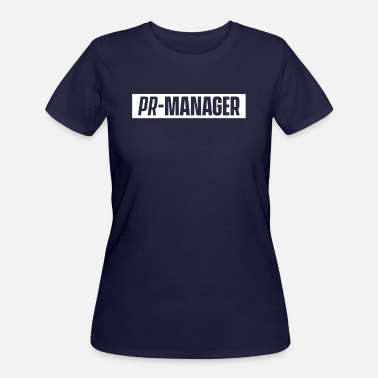 Pr PR Manager - Women's 50/50 T-Shirt