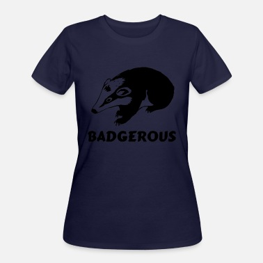 Badger Badgerous - Women's 50/50 T-Shirt