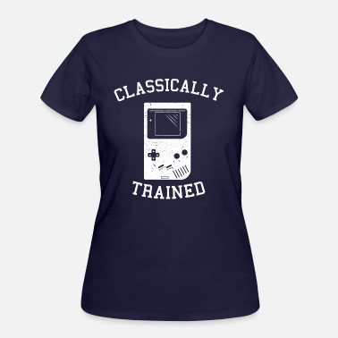 Gameboy Classically Trained - GameBoy - Women's 50/50 T-Shirt