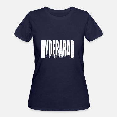 Hyderabad Ahmedabad Hyderabad India - Women's 50/50 T-Shirt