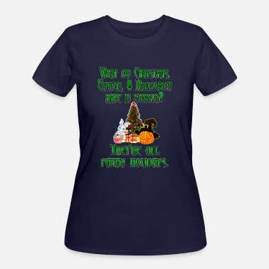 Holidays Pagan Holidays - Women's 50/50 T-Shirt