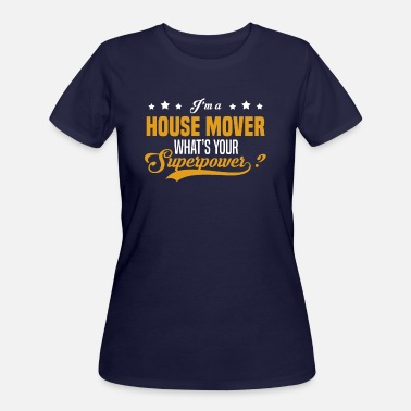 Movers House Mover - Women's 50/50 T-Shirt