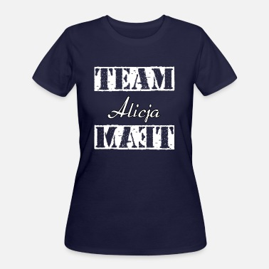 Alicja Team Alicja - Women's 50/50 T-Shirt