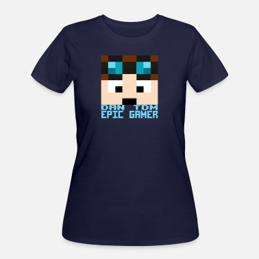Hatter DAN TDM Epic Gamer - Women's 50/50 T-Shirt