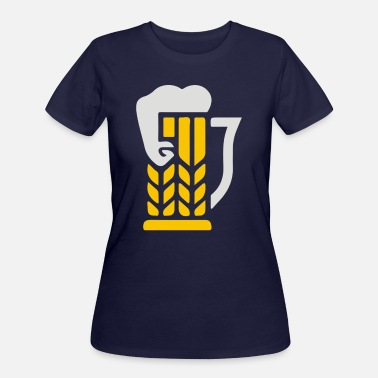 There Is No Strong Beer beer arm strong - Women's 50/50 T-Shirt