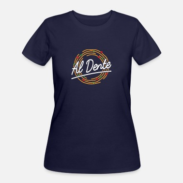 Dents Al Dente - Women's 50/50 T-Shirt