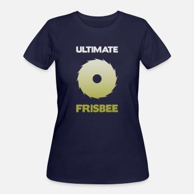Frisbee Jokes Ultimate-Frisbee - Women's 50/50 T-Shirt